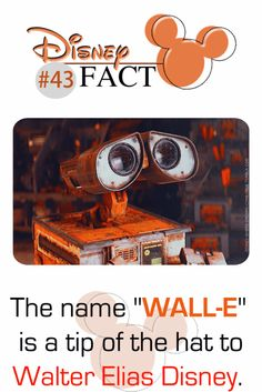 I love these little fun facts!