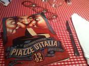 Restaurantes italianos Barcelona, Piazze d'Italia recetas auténticas desde 1992 eixample