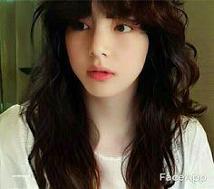 Taehyung Fanart, Kim Taehyung Funny, V Taehyung, Pretty Boys, How To Look Pretty, Beauty Tips For Glowing Skin, Bts Girl, V Bts Wallpaper, Bts Beautiful