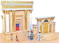 Department 56 Little Town of Bethlehem Herod's Temple