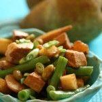 Teriyaki Chicken Salad - Skinny Chef
