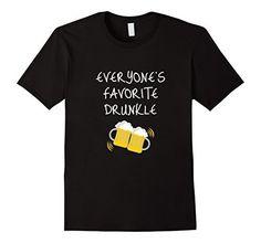 Everyone's Favorite Drunkle - Drunk Uncle T-Shirt Family Tees, http://www.amazon.com/dp/B074DY5W2G/ref=cm_sw_r_pi_dp_x_Js1FzbADRQVD7