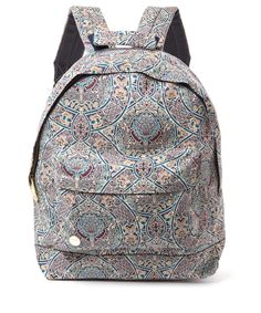 Liberty x Mi Pac Red Gambier Back Backpack | Accessories | Liberty.co.uk