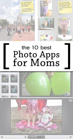 These parent-approved photography #apps will help you take pictures that rival professional shots: http://www.parents.com/fun/arts-crafts/photography/best-photo-apps-for-moms/?socsrc=pmmpin130423picPhotoApps