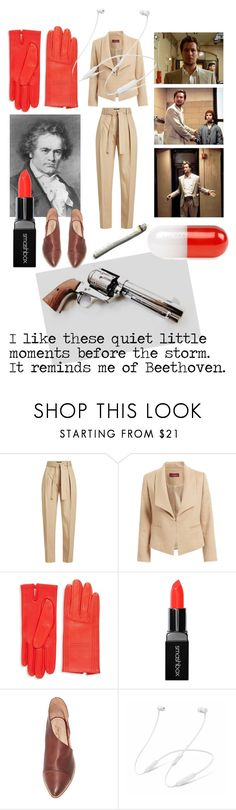 """""""Stansfield"""" by pisces06-03-01 ❤ liked on Polyvore featuring Polo Ralph Lauren, WtR, Hermès, Smashbox, Free People and Jonathan Adler"""