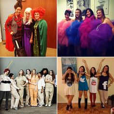 Ghouls Gone Wild! 50+ Creative Girlfriend Group Costumes