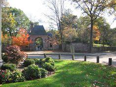 Reynolds Street Gatehouse in Frick Park by Melissa @ PPC, via Flickr