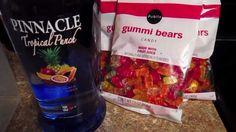 Jumbo Drunken Gummy Bears Best Vodka Recipe. Hello Ginas Bacherlette weekend in Palm Srings!