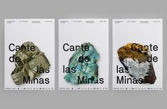 Cante de las Minas (Sing of the Mines) is an international Flamenco Festival taking place in Murcia. The festival is also about discovering new talents in the flamenco scene, represented by the minerals. Minis, Banner Images, Inspirational Posters, Behance, Moose Art, Typography, Design Inspiration, Graphic Design, Projects