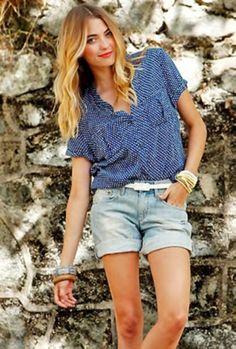 Nice 48 Denim Cutoff Shorts Tattered Blue for Cute Girls https://clothme.net/2018/03/17/48-denim-cutoff-shorts-tattered-blue-cute-girls/