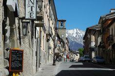 Amatrice - Via del Corso (Main Street). Mypazzo.com