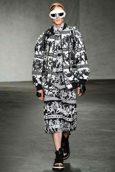 KTZ | Spring 2015 Menswear Collection | Style.com