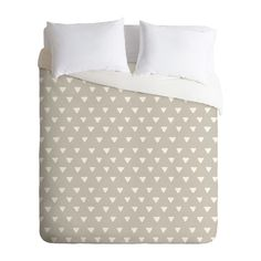 "DENY Designs 15680-dli ""Geometric Confetti Grey"" Duvet Cover by Bianca... (170 CAD) ❤ liked on Polyvore featuring home, bed & bath, bedding, duvet covers, green bedding, gray geometric bedding, gray bedding, grey bedding and deny designs bedding"