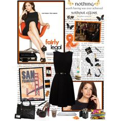 kate reed fairly legal wardrobe - Google Search