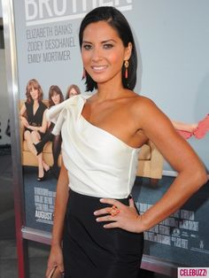 Olivia Munn at 'Our Idiot Brother' Premiere