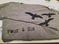 Divergent Birds, Four & Six Shirt