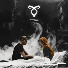 """Have you fallen in love with the wrong person yet?"" Amazing #Clace edit #Shadowhunters @ShadowhuntersTV"