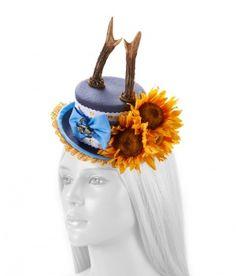 Dirndl hats *** Dirndl Hüte *** Schicke Ricke