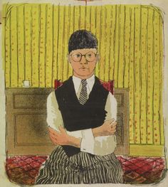 Hockney, Printmaker at Dulwich Picture Gallery