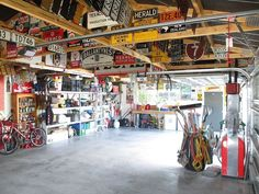Although your garage is going to be your main workspace and hold all your equipment, there is not any limit to wherever your photography occurs. It's important to lay out your garage in a manner which makes sense to everyone… Continue Reading → Old Garage, Barn Garage, Garage Tools, Man Cave Garage, Garage Shop, Garage Studio, Garage Workshop, Workshop Ideas, Garage Organization