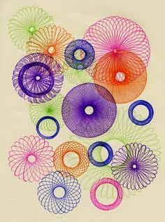 Spirograph.
