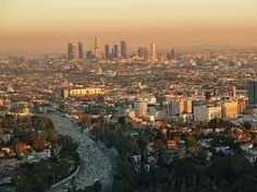 Mulholland Drive view.