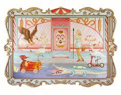 rafael silveira pintura oleo e acrilico ilustração molduras surrealismo dionisio arte (2)