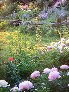 Tasha Tudor's Garden by annekata, via Flickr