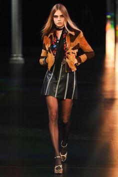 Saint Laurent Lente/Zomer 2015 (9)  - Shows - Fashion