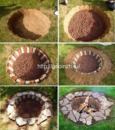 "Obtain fantastic ideas on ""fire pit diy backyard"". They are available for you on… – Firepit"