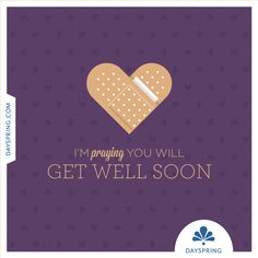 Share a Friendship Ecard Today . DaySpring offers free Ecards featuring meaningful messages and inspiring Scriptures! Get Well Soon Images, Get Well Soon Funny, Get Well Soon Messages, Get Well Soon Quotes, Get Well Wishes, Wishes For You, Get Well Ecards, Nurses Prayer, Sending Prayers