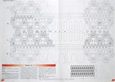 Robotki Reczne adicional №4 2011-- crochet toalha de mesa - blog do Basil - Basil