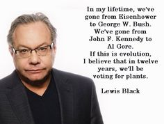 lewis black daily show
