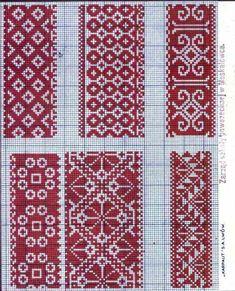 geometric cross stitch patterns - Google Search