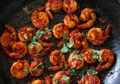 Patison w kuchni: Krewetki Malagueta z chili. Tandoori Chicken, Poland, Ethnic Recipes, Food, Essen, Meals, Yemek, Eten