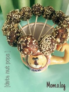 Date Nut Pops by Khushboo Ramnane on Plattershare