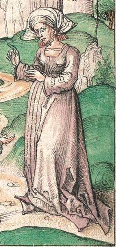 Lirer, Thomas: Schwäbische Chronik Schwaben (Ulm?), Ende 15. Jh. Cgm 436  Folio NP
