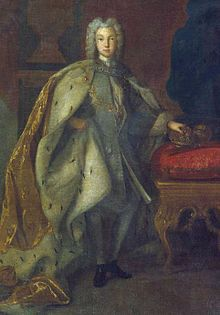 Tsar Peter II (1715-1730) - ruled 1727-1730. The direct male line of Romanov Dynasty ended with his death.