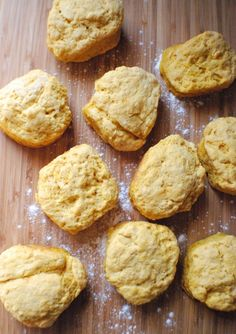This Morning's Breakfast | Sweet Potato Biscuits made from leftover Friendsgiving Sage Sweet Potatoes