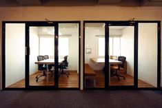 Digital Nest – Minimal office spaces – cubicles for meetings and collaborative m… – Cool Office Space Cool Office Space, Office Spaces, Cubicles, Workspace Design, Office Interiors, Nest, Minimalism, Layout, Cool Stuff