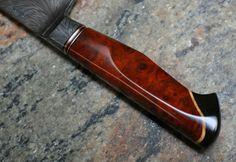 Knife Handle Making, Knife Making, Hobbies For Men, Knife Handles, Knives And Swords, Metal Crafts, Custom Leather, Kitchen Knives, Blacksmithing