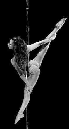 Working on my back flexibility!