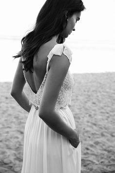 White Bohemian by Lili Hod 2016 Wedding Dresses - Dolce Vita Wedding Dress,2-piece wedding dress   I Take You UK Wedding Blog