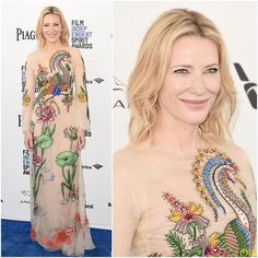 Cate Blanchett in Gucci at the 2016 Film Independent Spirit Awards in Santa Monica. #santamonica #spiritawards #spirits #spiritawards2016 #redcarpet #celeb #celebstyle #instaceleb #instastyle #instafashion #fashion #fashionista #style #keepcalmthinkfashion #cateblanchett #gucci @gucci
