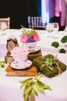 Extravagant Alice in Wonderland Wedding: Rachel & Raymon · Rock n Roll Bride