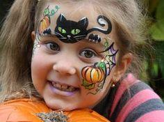 cat, pumpkin, webs