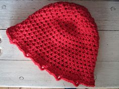 Crochet summerhat  for girls