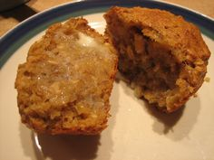 Happy in Dole Valley: Muffin Mondays - Banana Oatmeal Muffins