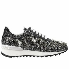 Casadei | Sneakers Woman | #diamonds #shoes