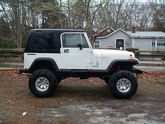 Jeep YJ Pictures | Martso - Edgartown, MA 1998 Jeep Wrangler YJ